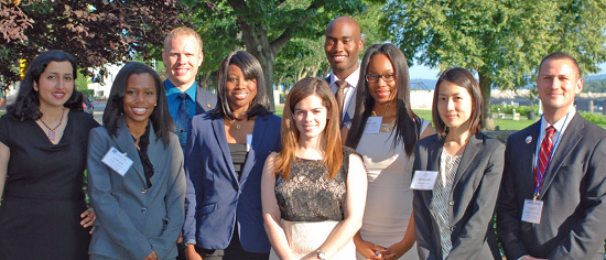 2014 Martin Luther King Program Summer Interns