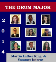 The Drum Major 2013 - Martin Luther King Jr. Memorial