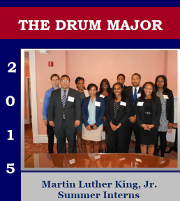 The Drum Major 2015 - Martin Luther King Jr. Memorial