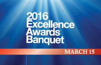 2016 Excellence Award Banquet - March 15