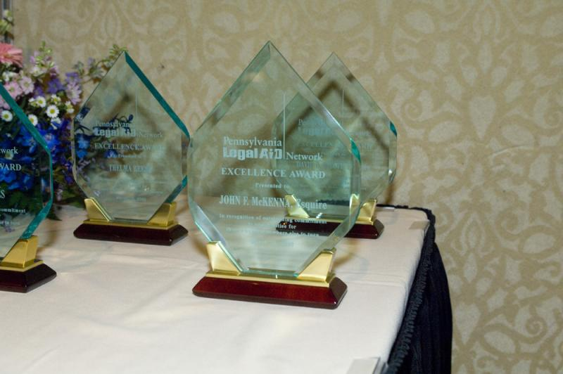 Pennsylvania Legal Aid Network Excellence Award