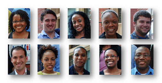 2012 Martin Luther King Program Summer Interns