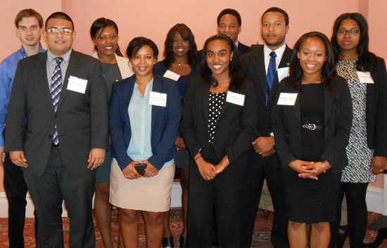 2015 Martin Luther King Program Summer Interns
